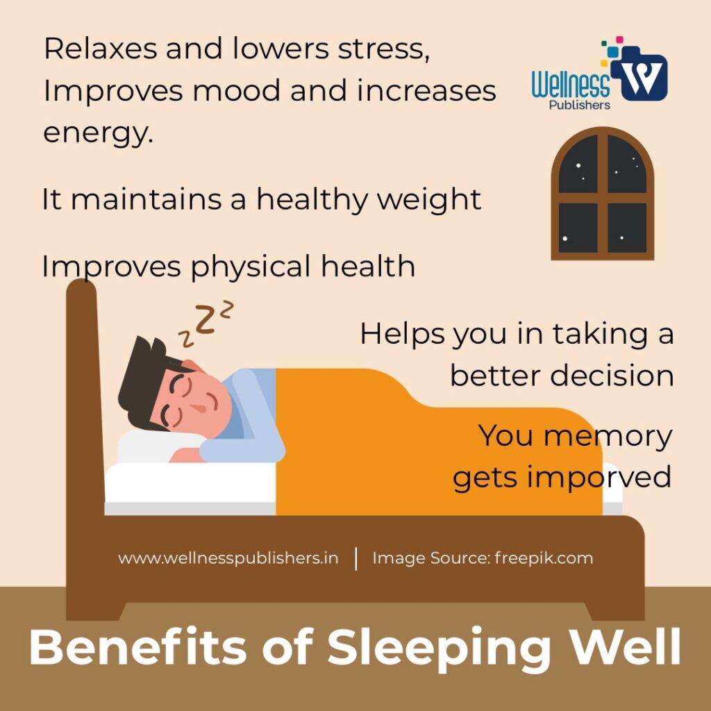 Benefits of Sleeping